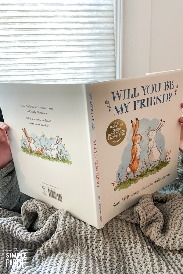 Will You Be My Friend? Children's Book