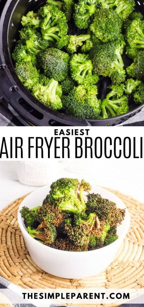 Air Fryer Broccoli Recipe