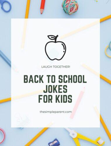 Back to School Jokes for Kids
