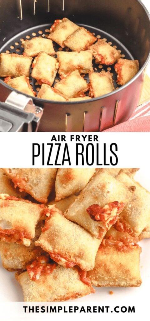 Air Fryer Pizza Rolls recipe