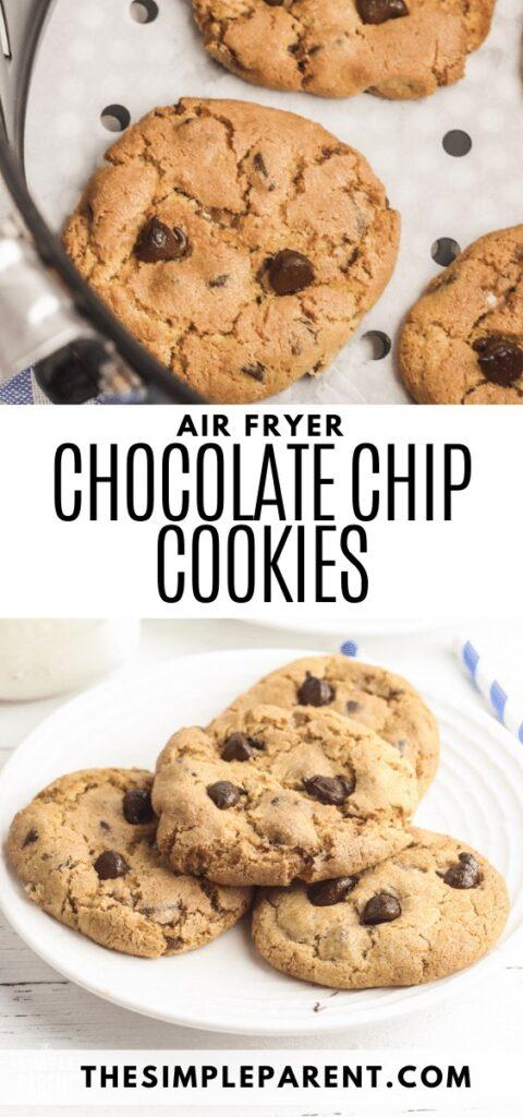 Air Fryer Cookies Recipe