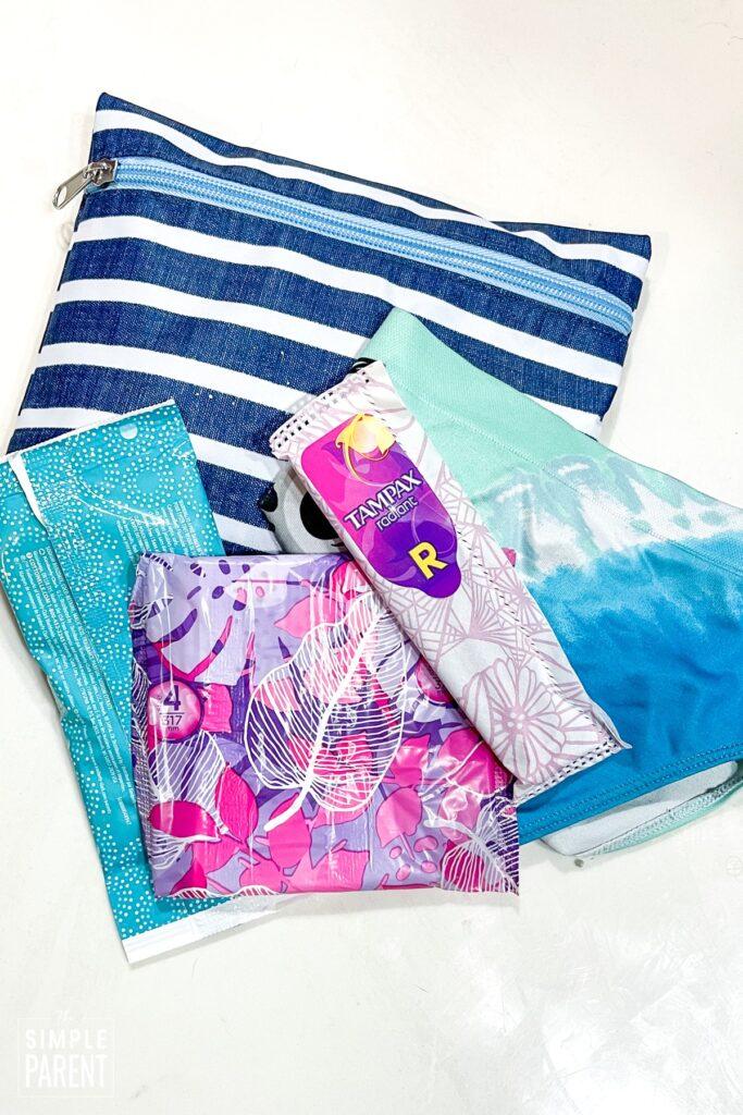 DIY Tween Period Kit