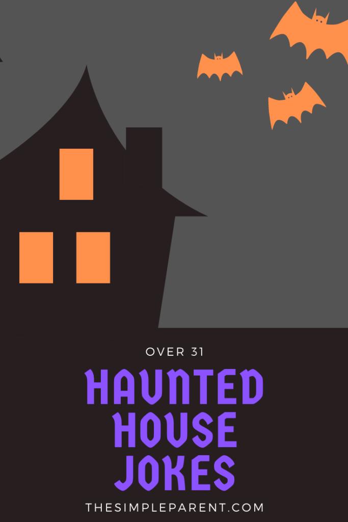 Haunted House Jokes for Kids