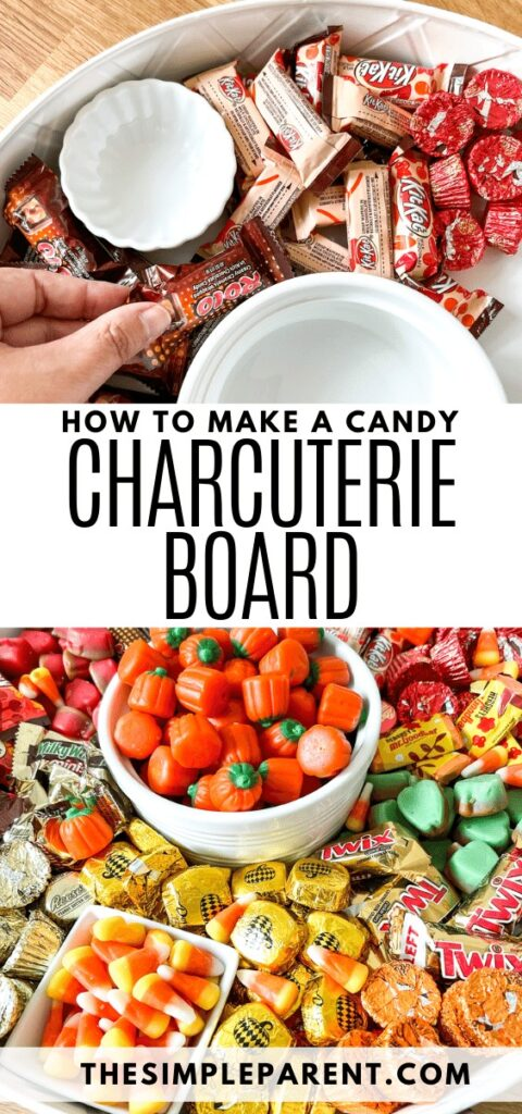 How to Make a Candy Charcuterie Board